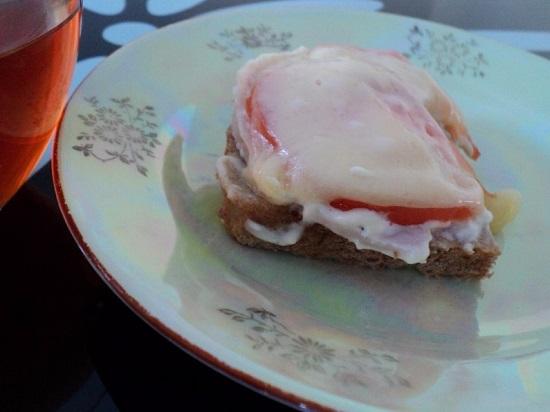 рецепты приготовления горячих бутербродо