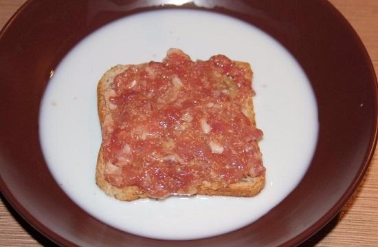 фарш на бутерброд