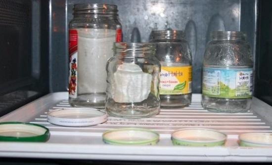 подготовим емкости для консервации