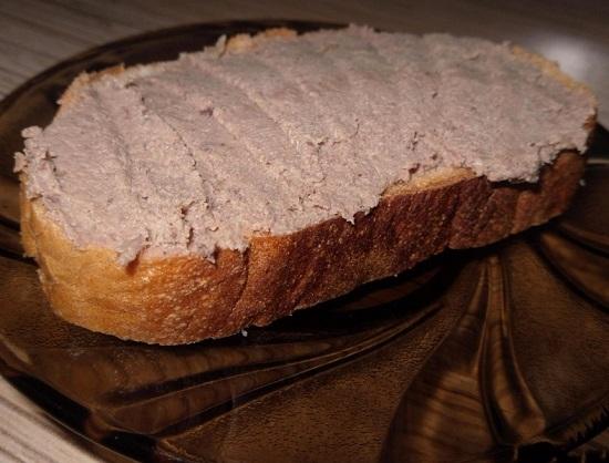 Паштет из печени кролика: рецепт традиционный