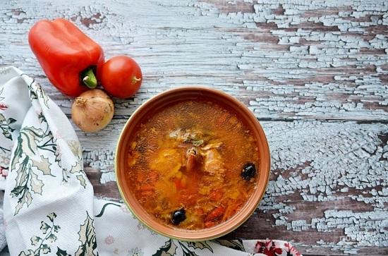 «Буйабес»: классический рецепт с фото