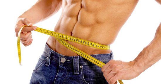 Жиросжигатели для похудения мужчин: что пить?