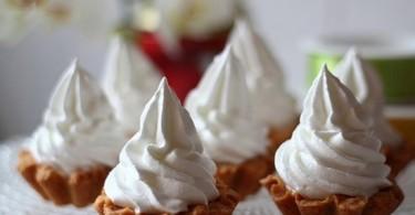 Песочное пирожное: рецепты с фото