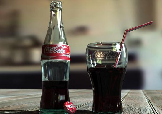 калории в Кока-Коле