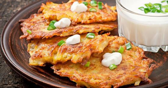 Сколько калорий в картофельных драниках?