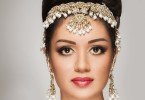 Восточный макияж для карих глаз