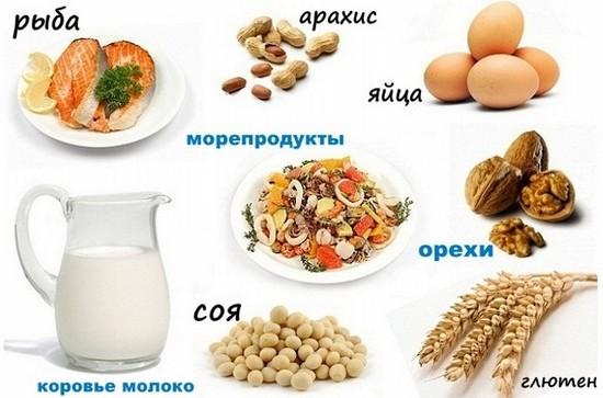 что кушать во время диеты аллергику
