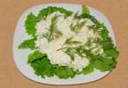 Еврейский салат: рецепт классический с плавленым сыром