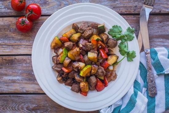 Что приготовить из говядины на ужин?