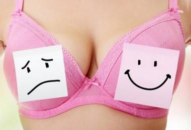 Почему у женщин одна грудь больше другой?