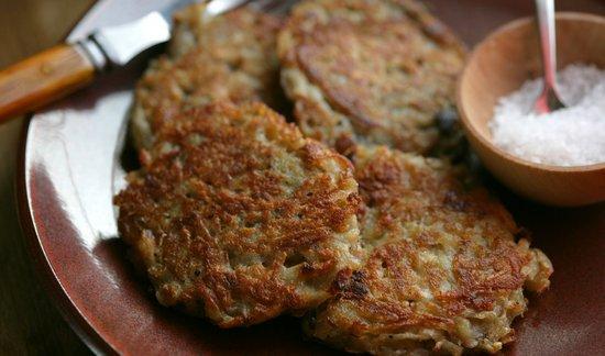 картофельные лепешки по классическому рецепту