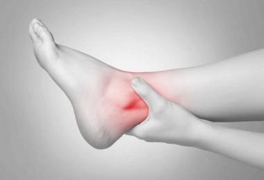 Как быстро заживает разрыв связок голеностопного сустава?