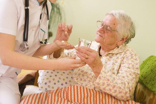 диагностирована деменция у пожилых