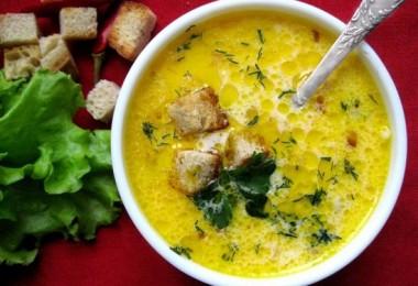 Сырный суп в мультиварке: рецепты с фото блюд, калорийность