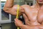 Упражнения на бицепс, выполняемые в тренажерном зале