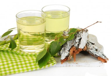 Полезные свойства березового сока