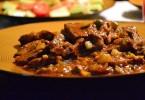 Солянка по-грузински: рецепт классический на сковороде