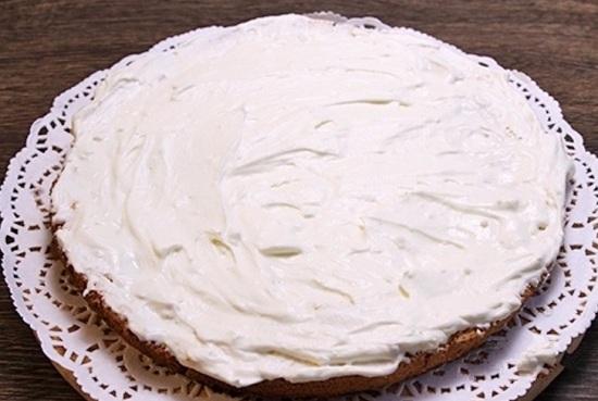 крем «Пломбир» с сыром «Маскарпоне»