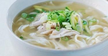 Домашняя лапша: рецепт для супа с фото