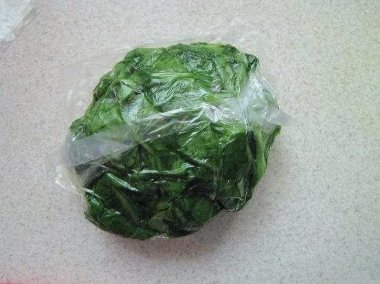 Что приготовить из замороженного шпината: рецепты
