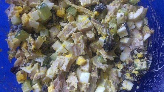 Салат «Венеция»: пошаговый рецепт