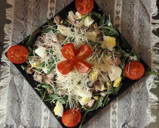 блюд с добавлением сыра сорта Пармезан