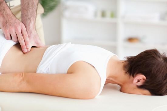Как лечить спину