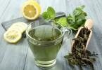 Калорийность зеленого чая без сахара