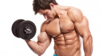 Эффективные упражнения на бицепс с гантелями