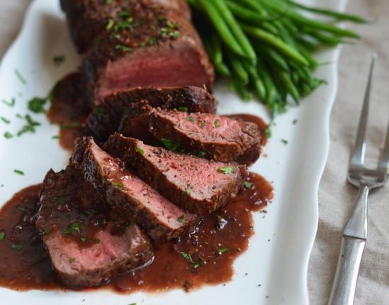 Что приготовить из говяжьей вырезки: блюда и калорийность