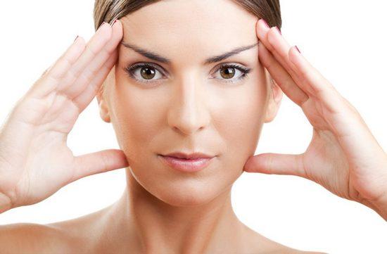 Эффективные упражнения для подтяжки овала лица