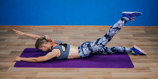 упражнение для лечения сколиоза у детей
