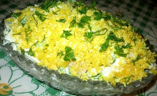 Салат из дайкона: рецепты с курицей, огурцом, морковью
