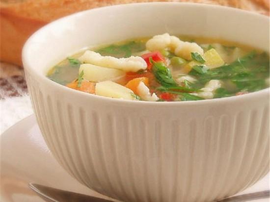 как приготовить суп из крапивы и щавеля