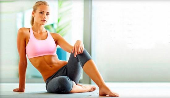 Упражнения для малого таза для женщин (для укрепления мышц)
