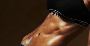 Упражнения для нижней части живота для женщин
