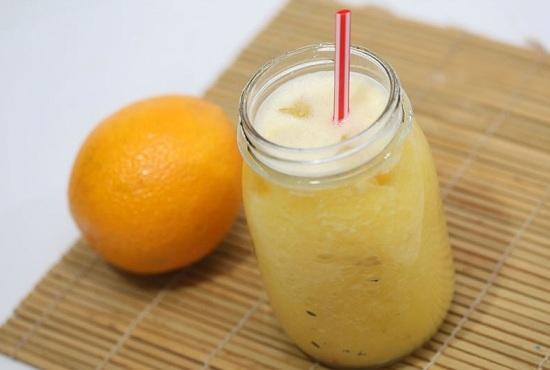 Как приготовить напиток из апельсина