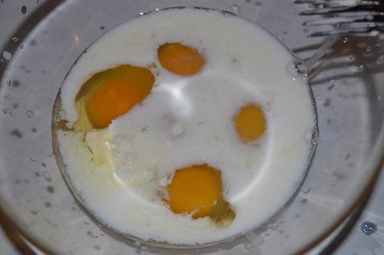 смесь для яичницы