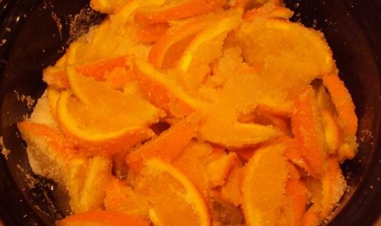проварим фрукты на протяжении часа