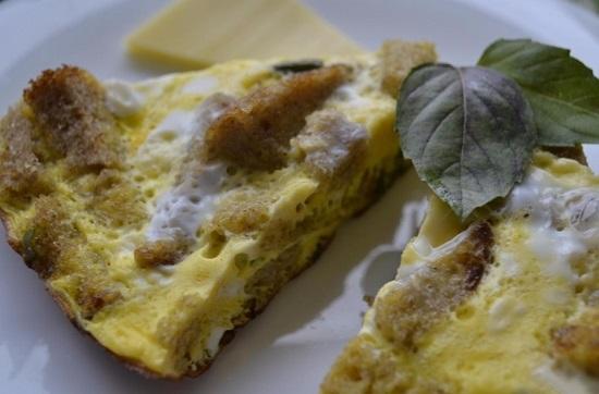 Как приготовить стрелки чеснока с яйцом?