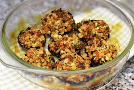 Салат «Русская красавица» с грибами