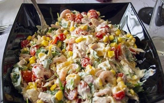 Как приготовить салат из рукколы?