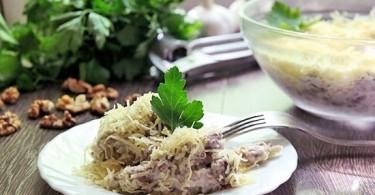 Что можно приготовить из вареного мяса (свинины, говядины, курицы)?