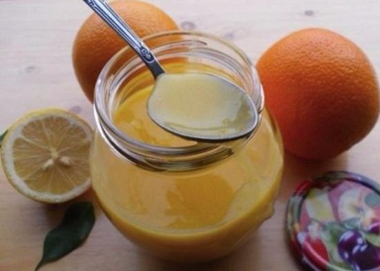 Курд из апельсинов
