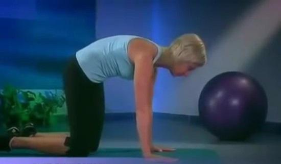 сокращаем мышцы тазового дна