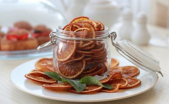Что можно приготовить из апельсинов в духовке?