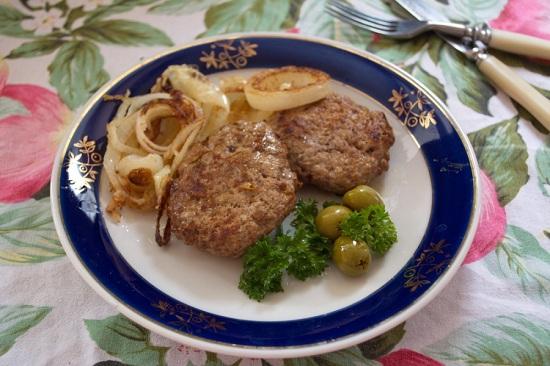 что приготовить вкусно из говяжьего фарша