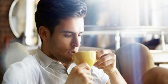 Чай из ромашки для мужчин