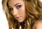 Красивый макияж для зеленых глаз и русых волос