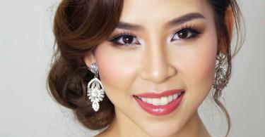 Красивый макияж для миндалевидных глаз